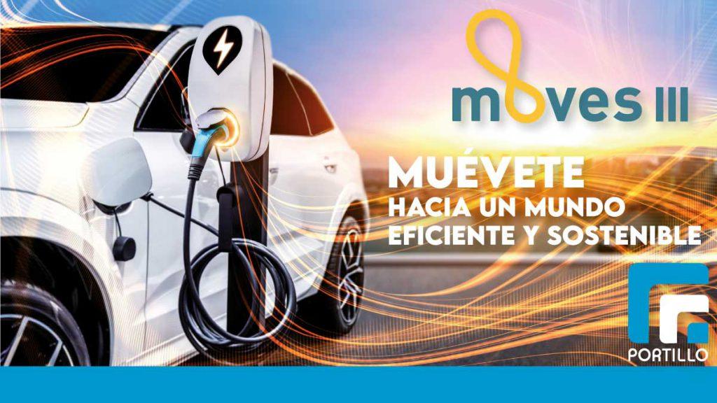 Plan Moves III Instalacion de punto de recarga de vehículo eléctrico